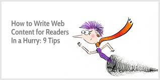 tips for writing persuasive web content