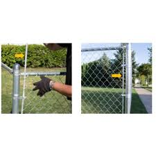 Buy The Mat Inc 328512dpt Yardgard Tension Bar For Chain Fencing Posts 4 Ft Hardware World