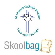 St Therese School Mascot - Skoolbag by SKOOLBAG PTY LTD