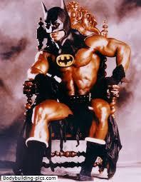 USA legend Aaron Baker, the batman of bodybuilding - World Wide ...