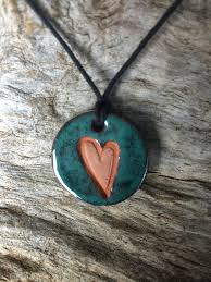 essential oil diffuser necklace clay