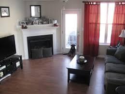 interior design red home ideas and