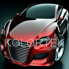 automotive pearl pigment for auto paint