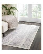Shopping Special for Zina Ivory/Gray Area Rug Bungalow Rose Rug Size:  Rectangle 4' x 6'
