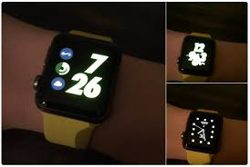 nike watch faces on apple watch