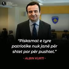 Kryeministri Albin KURTI - Posts   Facebook