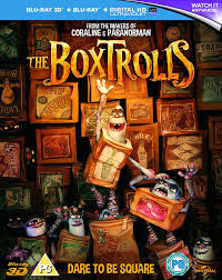 The Boxtrolls' Blu-ray Review   Nerdly