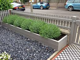 Bespoke Picket Fence Front Garden Contemporary London By Abigail S Gardens