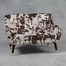 cowhide sofa