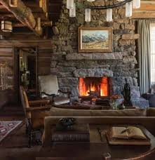 26 stone fireplaces for ultimate coziness