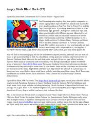 Angry Birds Blast Hack (27)... by classyamulet4980 - issuu
