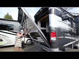 2016 newmar canyon star 3921 toy hauler