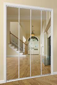 mirrored bifold closet doorirror