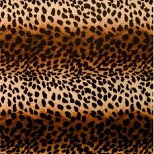 leopard print deluxe gift wrapping paper