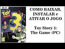 jogo toy story 3 the game pc