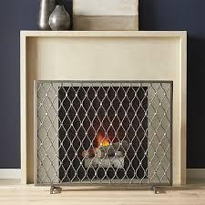 corbett bronze fireplace screen