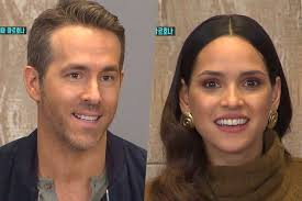 Ryan Reynolds And Adria Arjona Joke About Having BTS And EXO ...