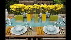 37 table decoration ideas for a summer