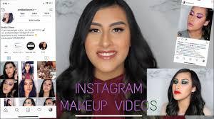makeup videos for insram room tour