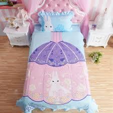 princess rivals teenage girls blue bed