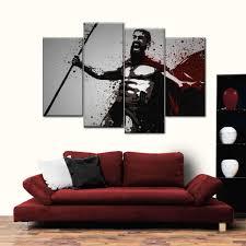This Is Sparta Multi Panel Canvas Wall Art Elephantstock