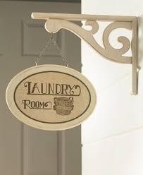 Laundry Room Area Wall Art Basket Sign Plaque Rug Dryer Magnet Decorations Set