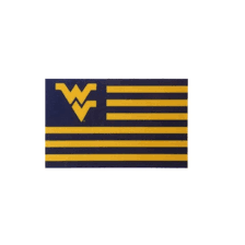 Wvu Auto Decals Magnets The Book Exchange