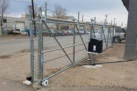 Why Choose Chain Link For Your New Fence Installation A Straight Up Fence Company