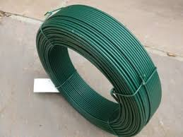 Suregreen 431070 2 5mmx100m Green Pvc Coated Steel Straining Line Fencing Wire For Sale Online Ebay