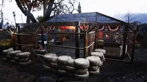 Check Out My Newest Camp Build At Next Door To The Rusty Pick Fallout76settlements