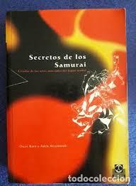 secretos de los samurais. estudio de las artes - Comprar en todocoleccion -  194935166