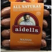 aidells smoked en sausage mango