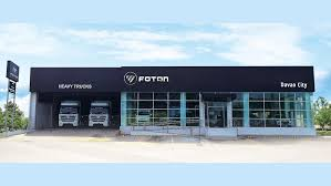 foton opens in davao city carguide ph