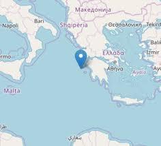 Terremoto di magnitudo 6,8 nel mar Ionio. Avvertito in Puglia
