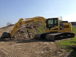 vehicles excavator komatsu pc170lc