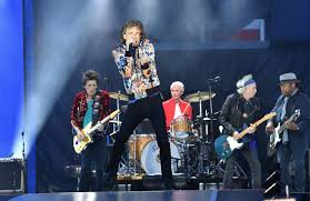 The Rolling Stones return with new single Living In A Ghost Town ...