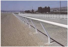 Horse Track Fencing Installer Fence Craft Of Upland