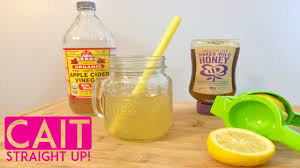 apple cider vinegar drink recipe lose