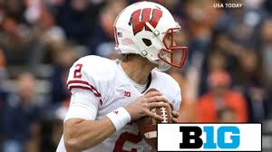 Joel Stave, other key offensive pieces go down in Badgers' win | NBC Sports  Chicago