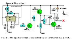 10 Fence Charger Circuit Ideas Circuit Circuit Diagram Fence Charger