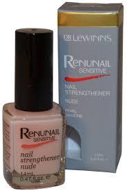 dr lewinns renunail nail strengthener