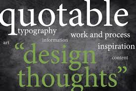 design quotes and what they can inspire design shack