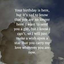 sweet birthday quotes for dead husband enkiquotes