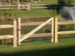 Gates More Henry Fence