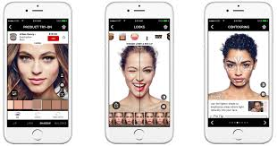 app update lets you try virtual makeup