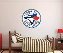 Toronto Blue Jays Mlb Baseball Wall Decal And 50 Similar Items