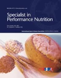 specialist in sports nutrition ssn