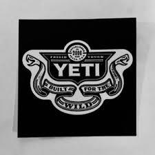 Yeti Accessories Free W Bundle Nwt Wild Snakes Logo Sticker Poshmark