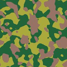 camouflage background logo designer