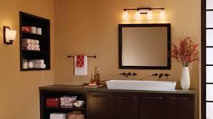 bathroom tips bath lights mirror